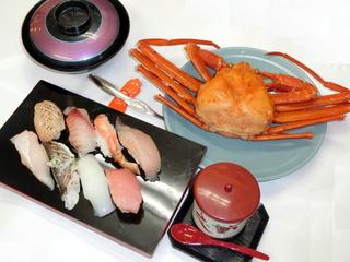 極上境港お寿司セット2(かに付).jpg